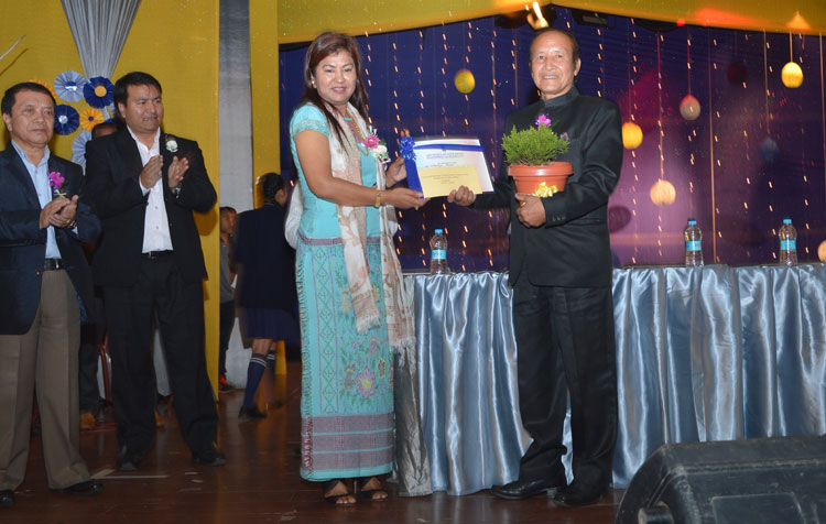 56th Teachers' Day celebrated 05-09-2017