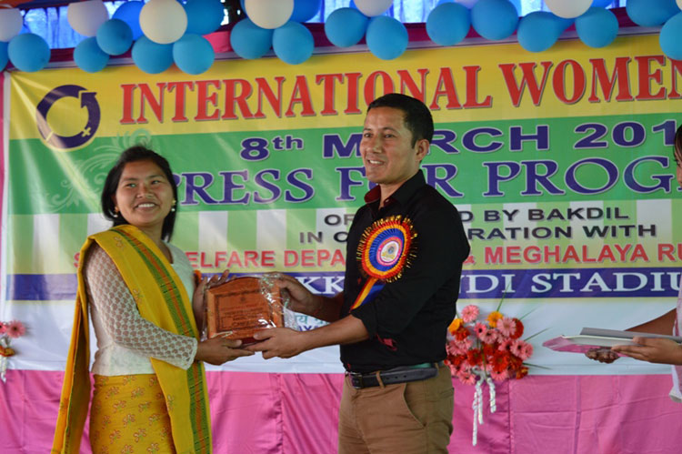 International Womens Day observed at Tura 08-03-2018