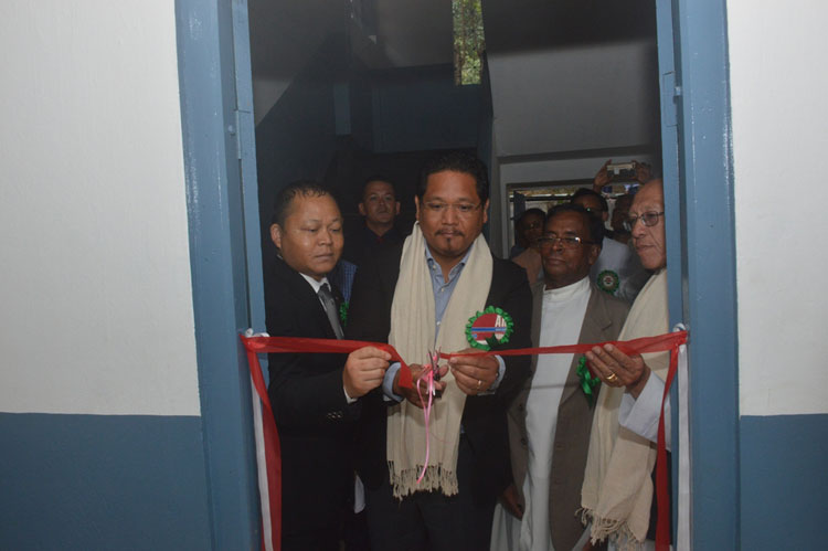 Chief Minister inaugurates Science Stream of St Gabriels Higher Secondary School 08-08-2019