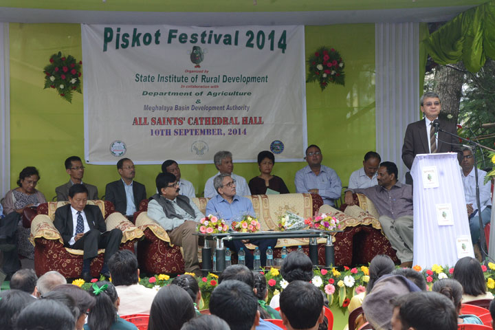 1st Piskot Festival at All Saint's Hall
