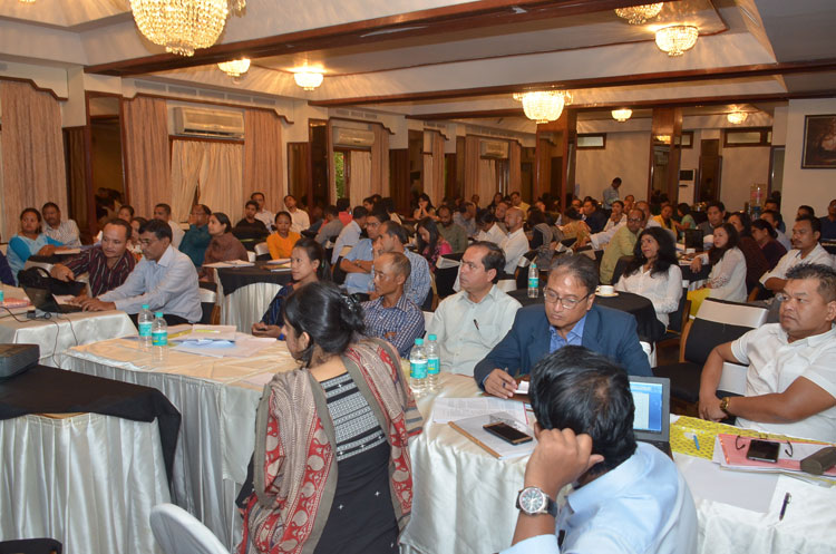 Participants at the 3-Day Social Audit Workshop organised by Programme Implementation & Evaluation Department