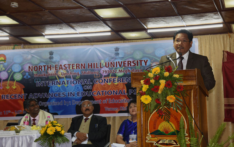 CM attends International Seminar on recent advances in Educational Psychology 15-03-2018