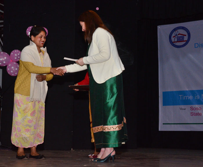 International Womens Day celebrated In Shillong 15-03-2018