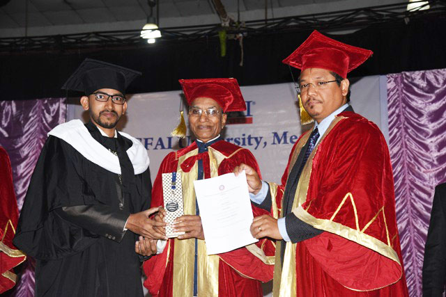ICFAI Convocation 2018 28-03-2018